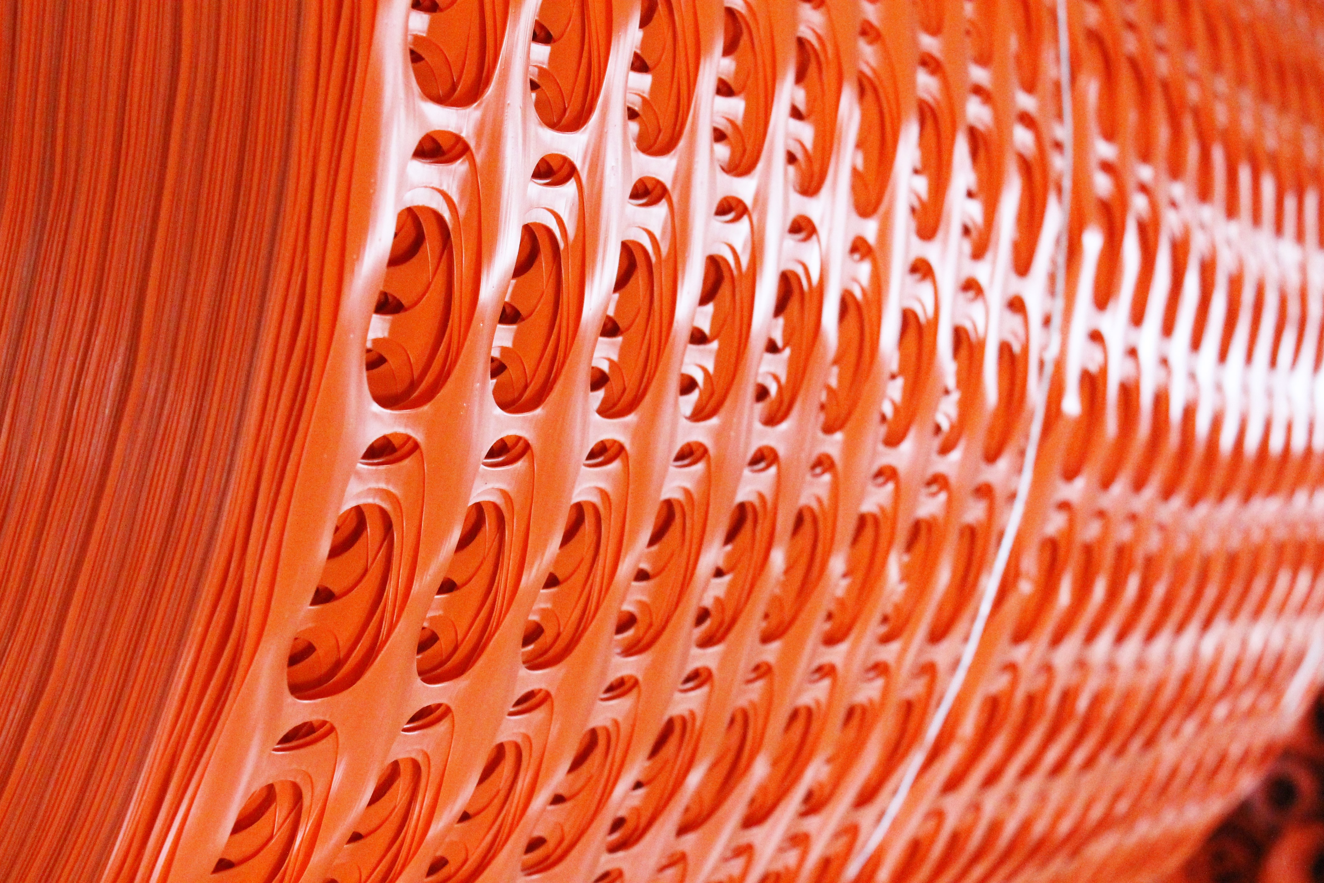 Extruded Flat Netting
