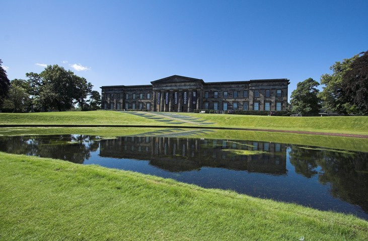 Scottish National Gallery of Modern Art. Advance Turf System.jpg